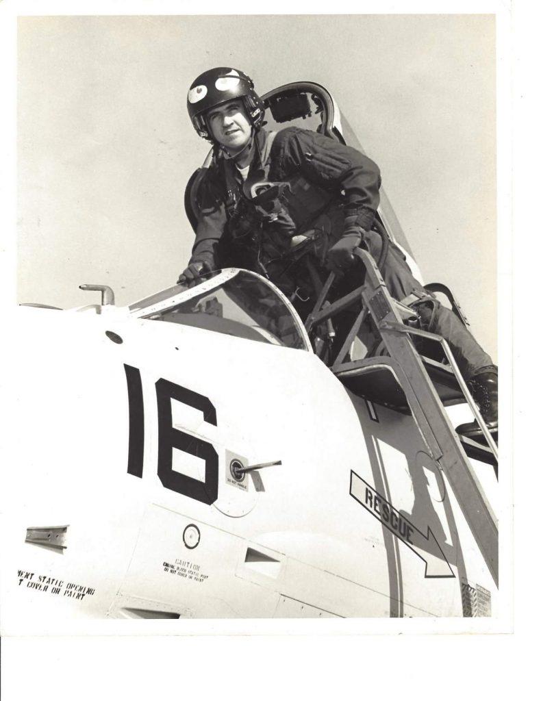 LtCol James L Hughes USMC.