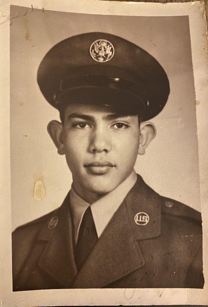 James Galanida, US Army