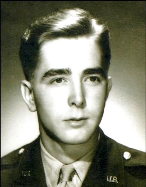 1st LT. Charles Samuel Huppmann, WWII