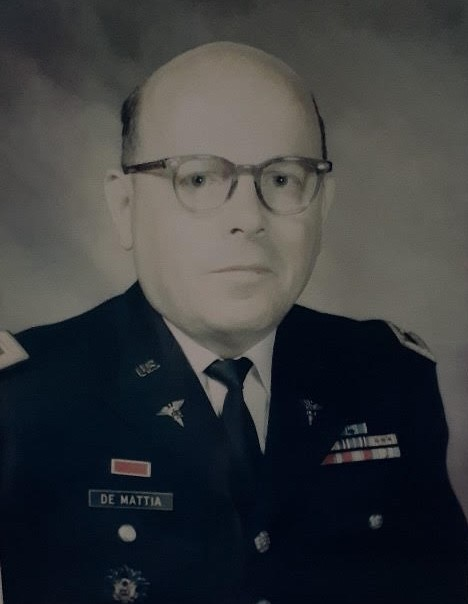 Col. Anthony DeMattia, US Army