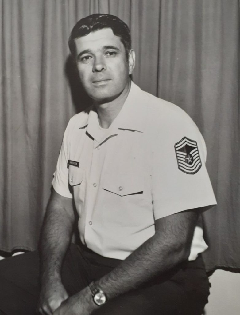 MSgt John J. Anderson (Air Force)